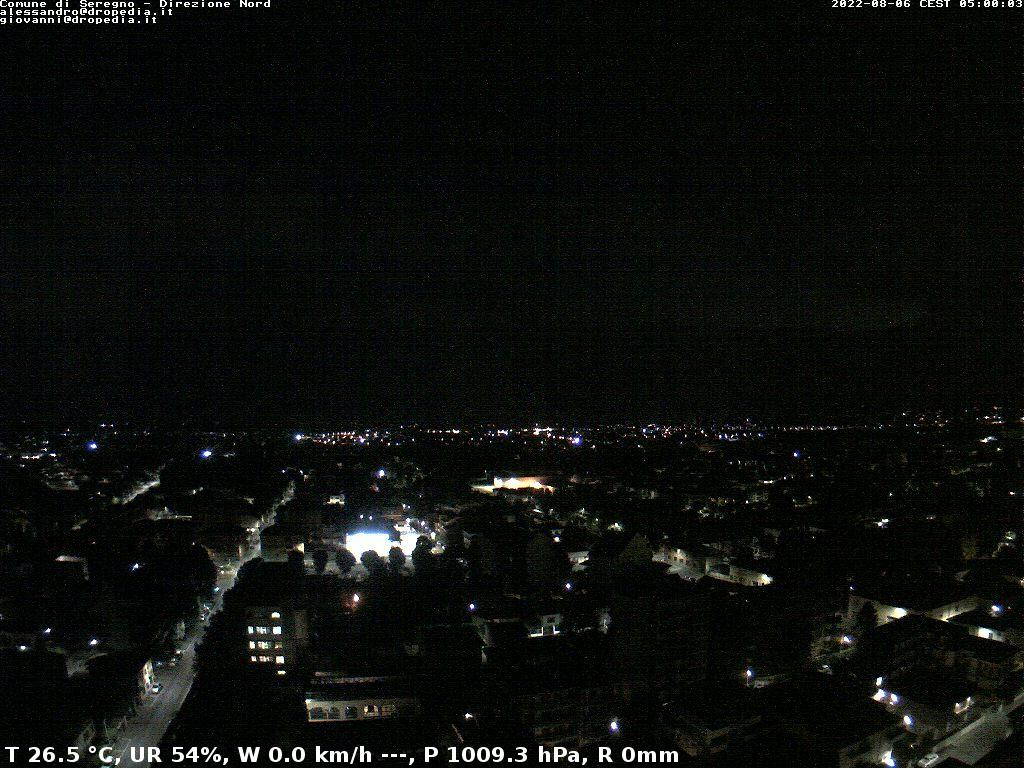 webcam nord